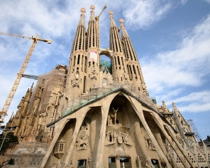 Sagrada Familia. (creative commons - flickr)