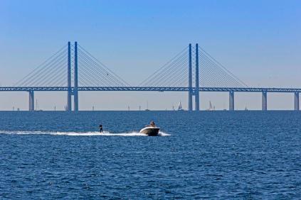 Øresund Bridge.