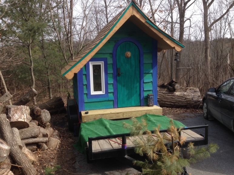 Tiny Tuesday Support Talented Teens Win a Tiny House PERCH