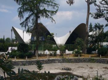 Los Manantiales, Mexico. (designed by Felix Candela)